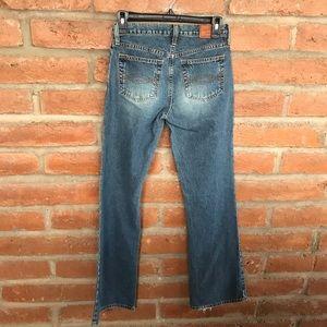 A&F Girls Jeans 16 slim